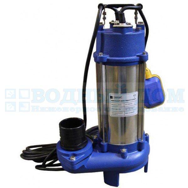 Дренажный насос FEKACUT V2200DF (2200Вт Н-10,0м Q-31,2м.куб./час)